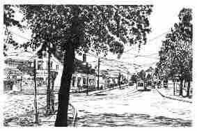 Rudower Spinne 1960