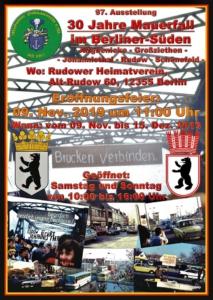 30 Jahre Mauerfall im Berliner Süden
